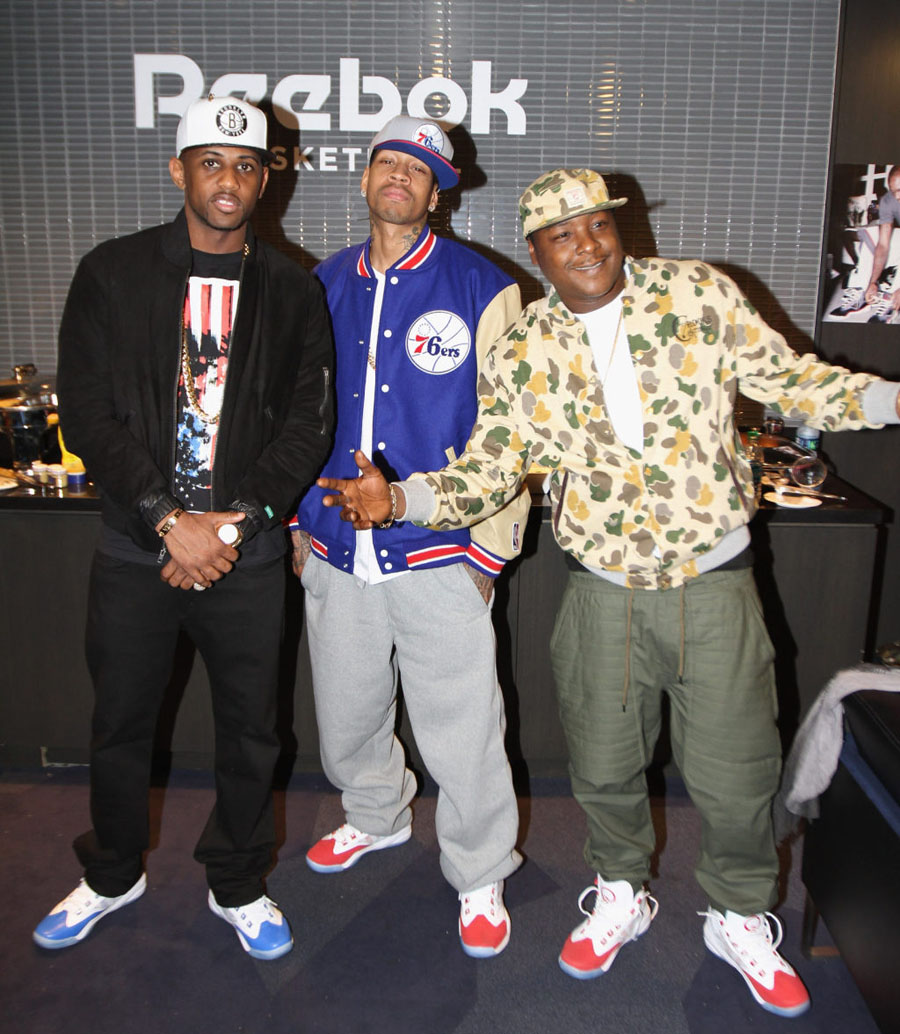 Reebok Q96 Launch Event featuring Allen Iverson // Photos (2)
