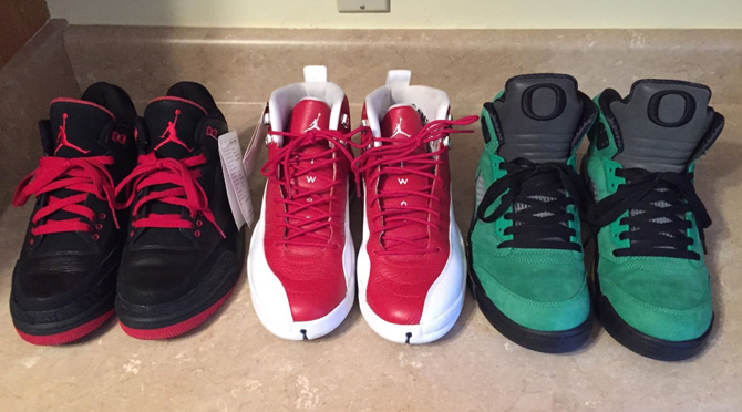 7b253e1bf752 Three of the Rarest Pairs of Air Jordans Are Being Sold in One ...
