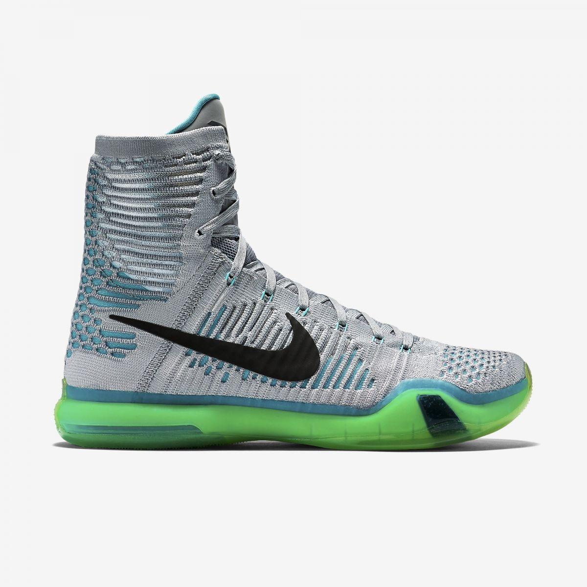 on sale 107fb e30c1 Nike Kobe X Elite High  Elevate