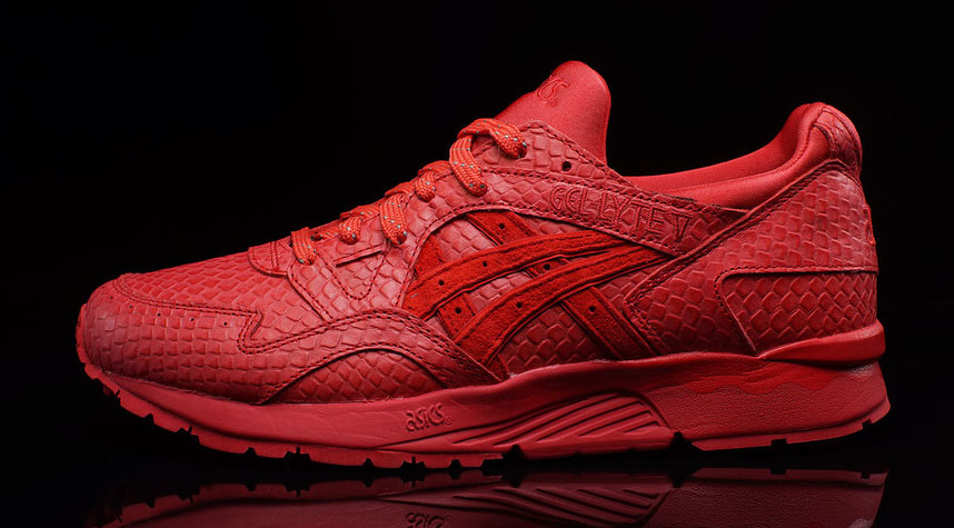 This Asics Gel Lyte V will release in August at sneaker shops like Oneness. f78bdf9da