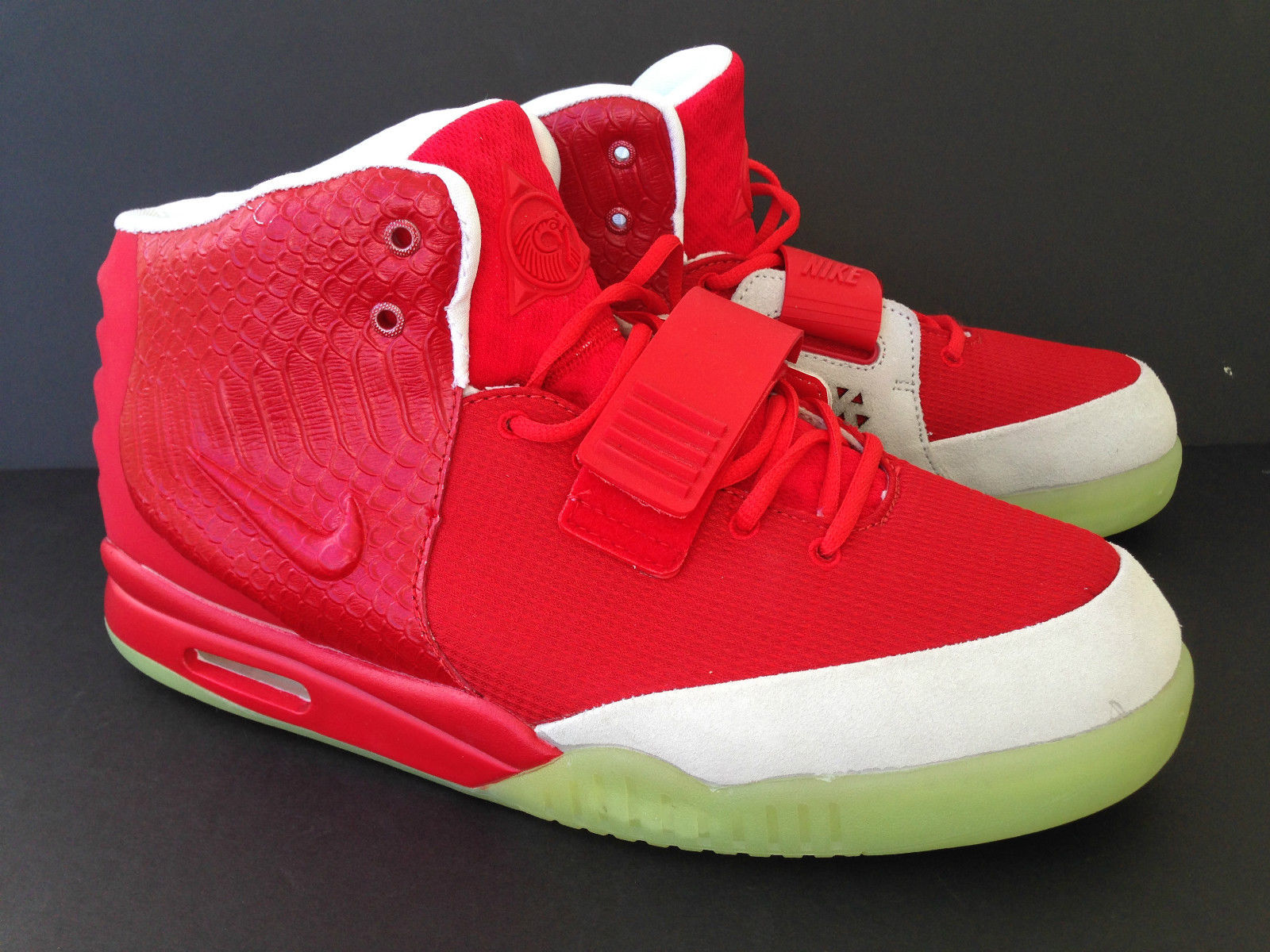 104faa4af7368 One Month Later - 10 Facts About the Red October Nike Air Yeezy 2 a Month  After Its Release