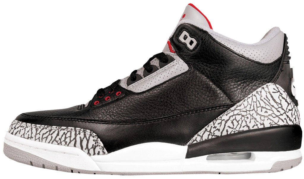 nike air jordan 3 colorways gallery