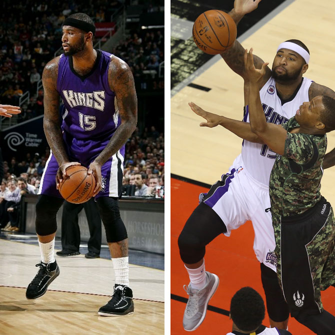 #SoleWatch NBA Power Ranking for February 1: DeMarcus Cousins