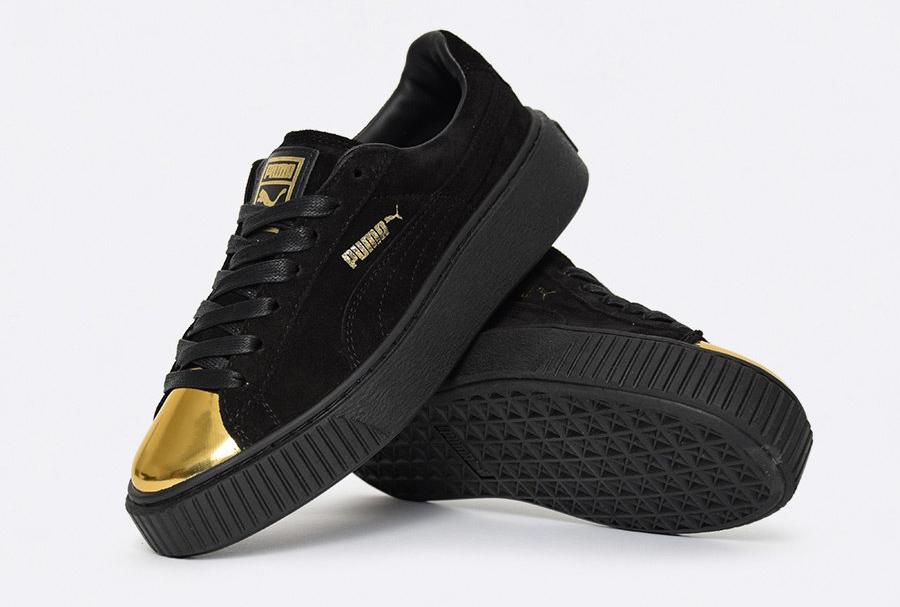 puma suede platform sneaker sole collector. Black Bedroom Furniture Sets. Home Design Ideas
