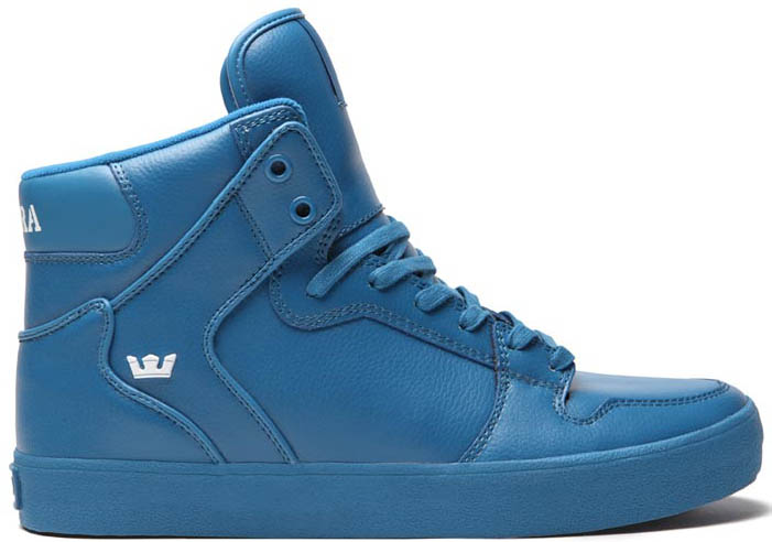 SUPRA Action Pack Vaider Shoes Blue (3)