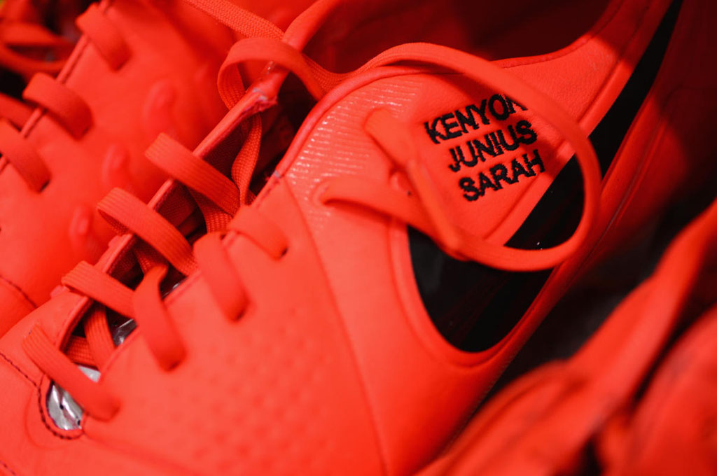 Sole Watch: Up Close with the Custom Cleats of the World Cup (3)
