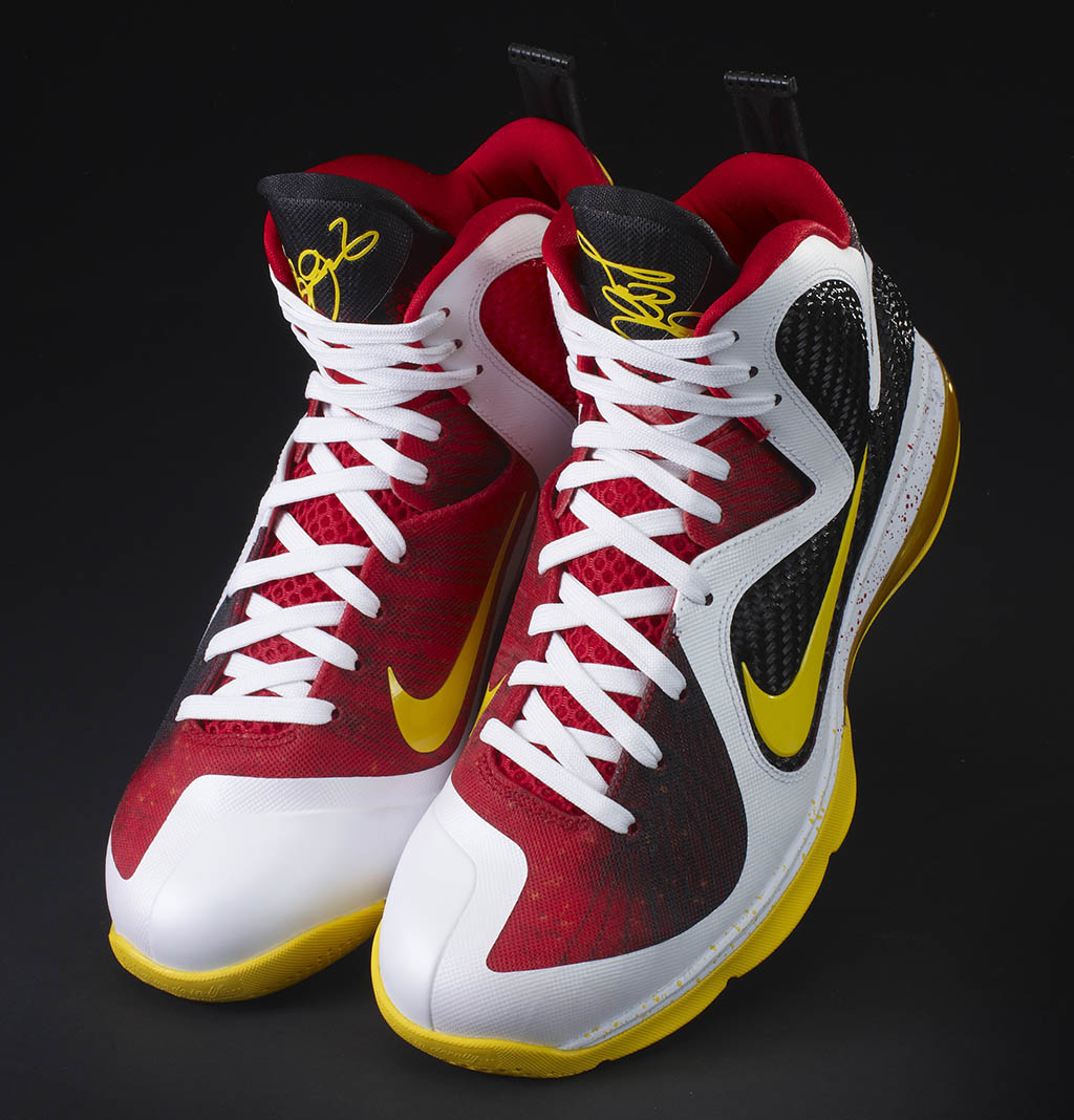 best sneakers b9ba9 04363 Nike LeBron 9 MVP