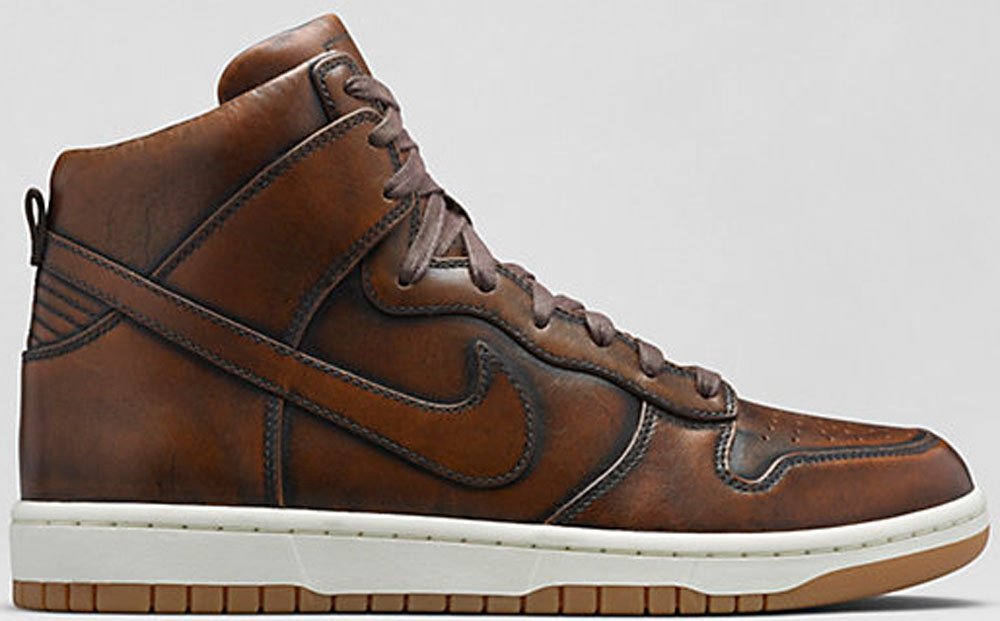Nike Dunk High Premium SP TZ Classic Brown/Classic Brown
