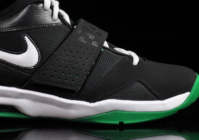 Nike Air Legacy 3 GS - Black/White-Pine