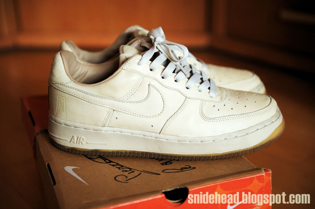 Spotlight // Pickups of the Week 12.1.12 - Nike Air Force 1 Year of the Rooster by snide