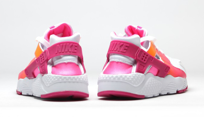 Nike Air Huaraches Aren't Getting Any Less Colorful