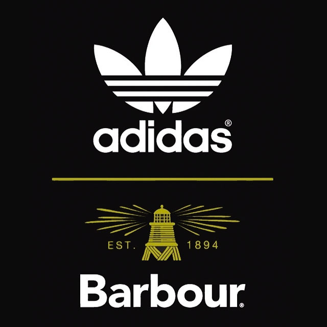 adidas Originals x Barbour Teaser