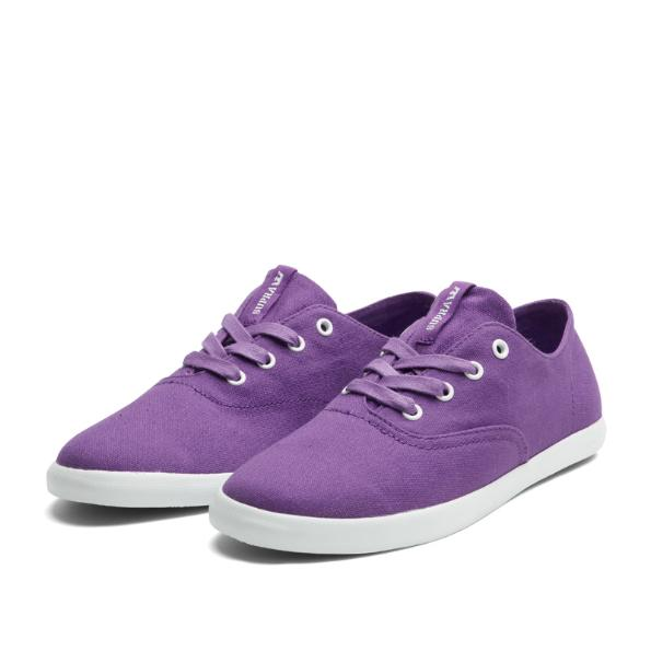 SUPRA Footwear - The Wrap - Purple