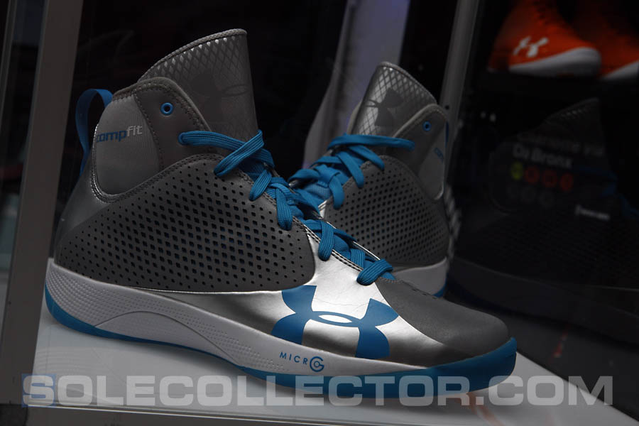 Under Armour Unveils 2011-2012 Basketball Footwear in New York City 17