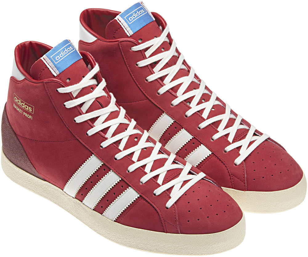 adidas Originals Basket Profi University Red G60894 (2)