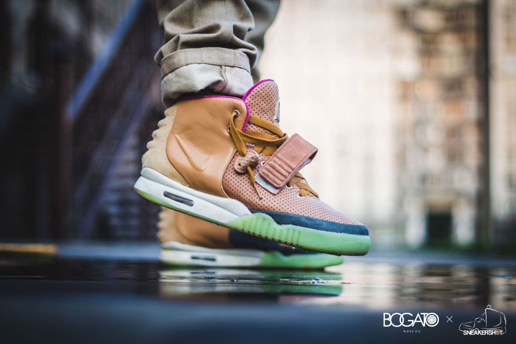 Nike Air Yeezy 2 'Net' by Maggi (7)