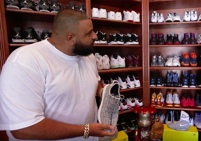 998b5e9806be Who s the King of the Sneaker Nicknames  DJ Khaled or Riff Raff ...