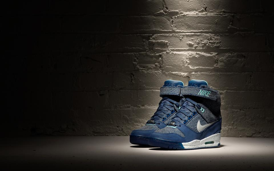 Nike Womens Air Revolution Sky Hi City Pack Tokyo colorway