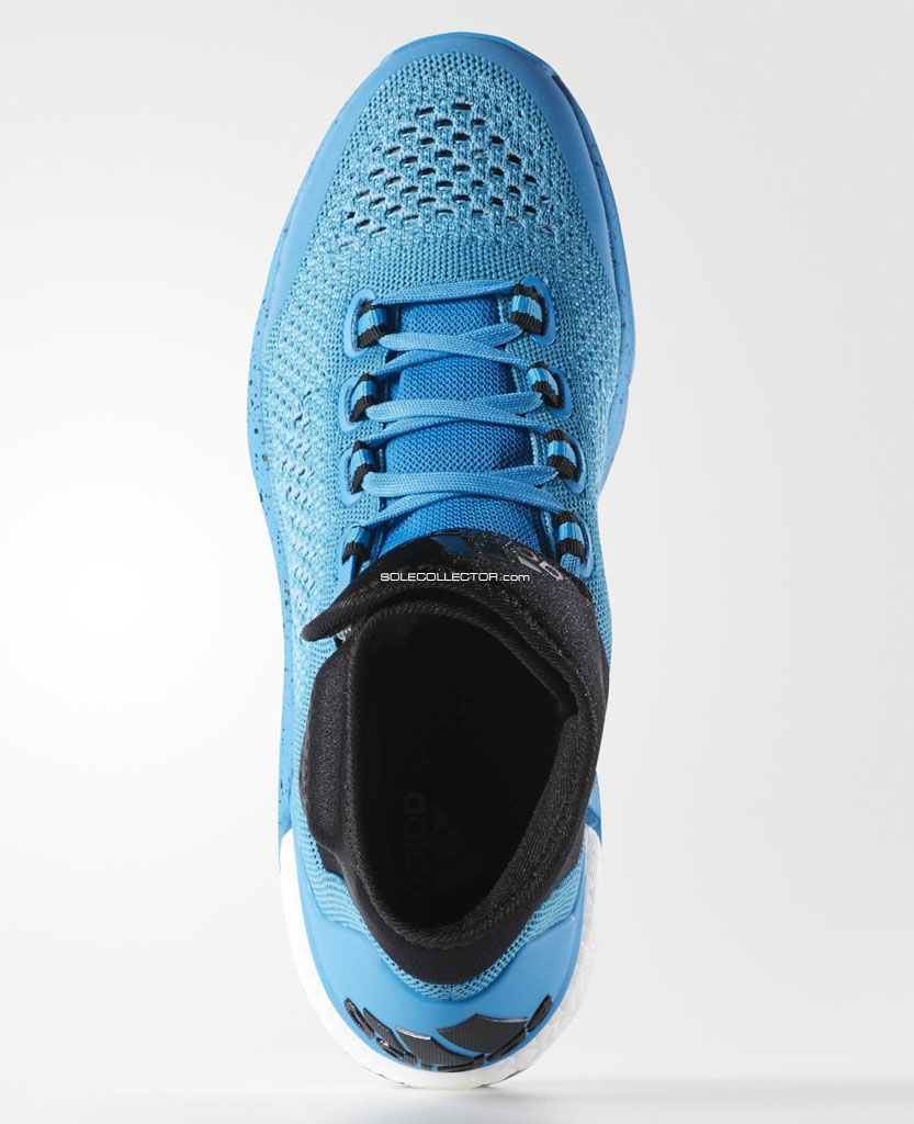 adidas Crazylight Boost 2015 Mid Blue (2)