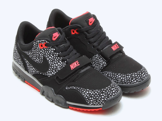 finest selection c21e2 21c5f The  Safari  Nike Air Trainer 1 Low ST is expected to hit retailers this  spring.