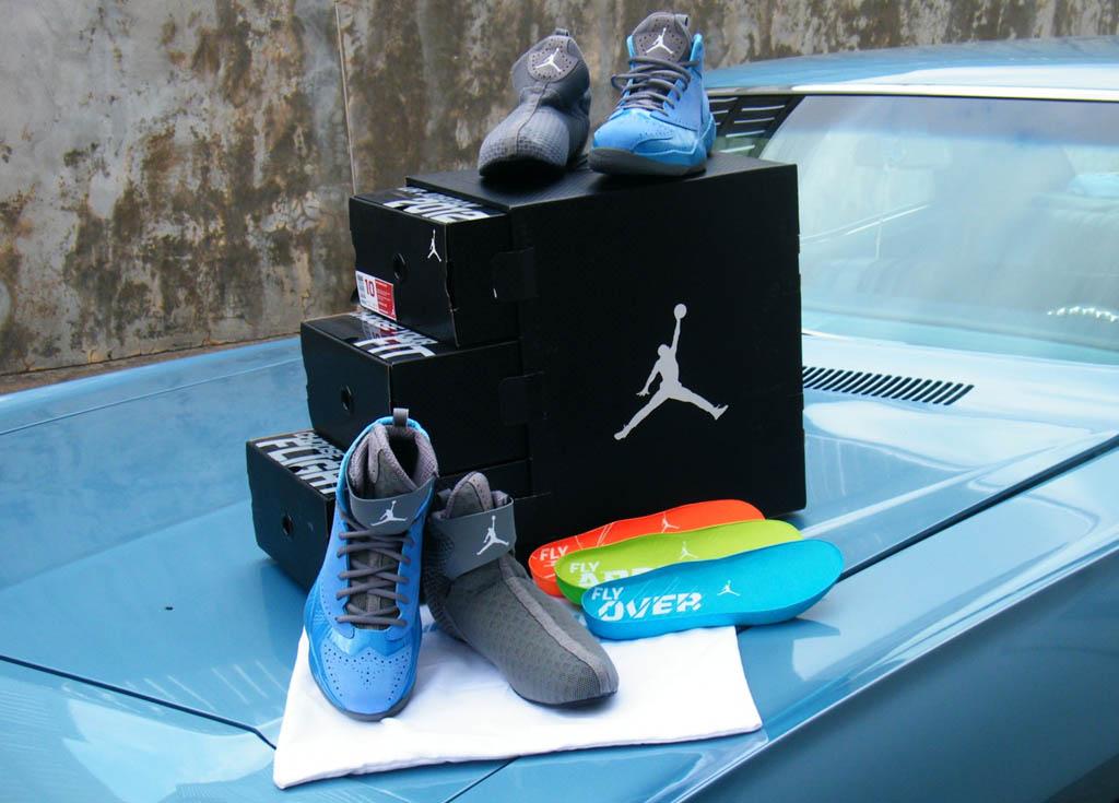 Air Jordan 2012 University Blue White Dark Steel Grey 484654-400 (2) 4c53e7c805