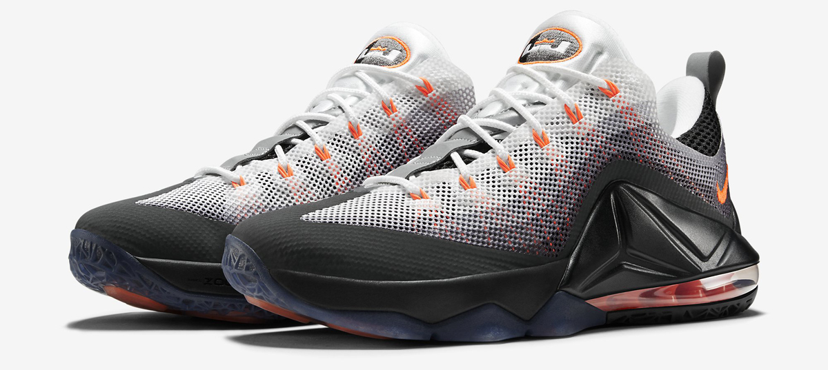 watch 62fb7 978bc Air Max 95 LeBron 12 Low Images via Nike