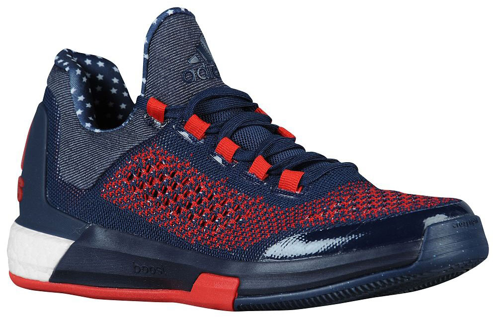 67a3c1e63844 ... The Complete Guide to 2015 Independence Day Sneakers Limited Stock Adidas  Crazylight Boost Low adidas-James Harden ...