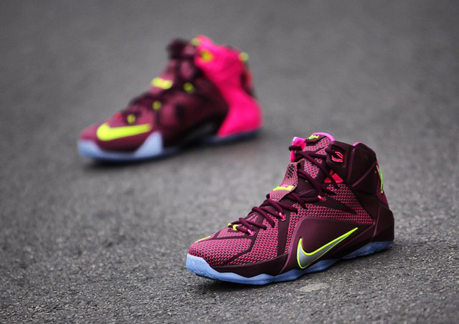 e2a334df32c How to Buy the Nike LeBron 12  Double Helix  on Nikestore