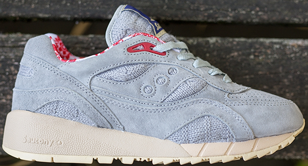 Saucony Shadow 6000 Grey/Beige