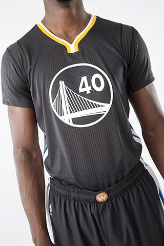 adidas and the Golden State Warriors Unveil Slate Sleeved Alternate Uniform (4)
