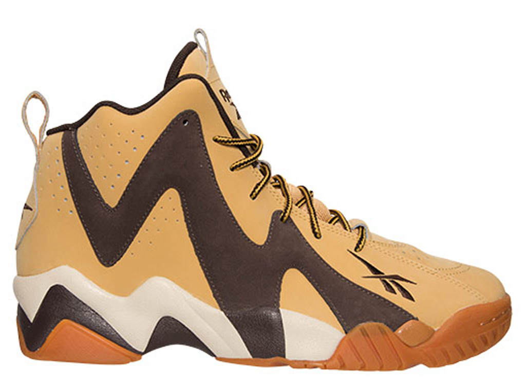 Reebok Gives The Kamikaze 2 a  Wheat  Makeover  f58c3bbe7