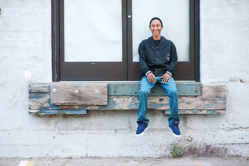 Devine Calloway etnies Fall 2011 Team Rider Collection