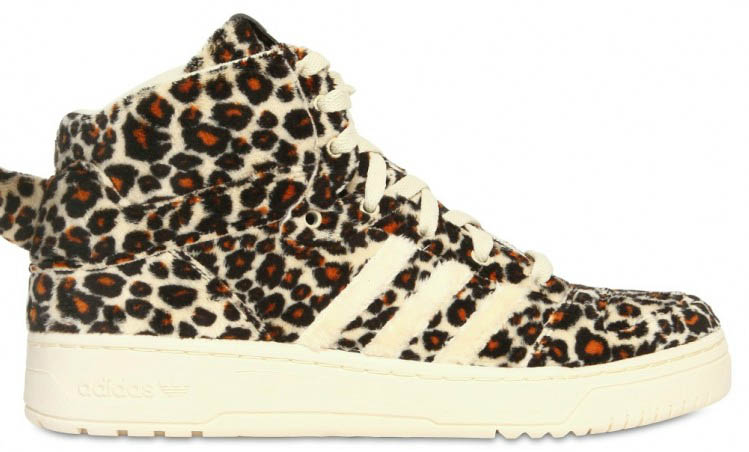Adidas Js Leopard Size 7