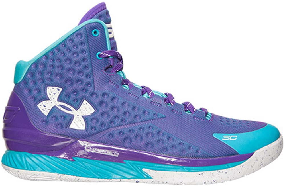Under Armour Curry One Teal/Purple