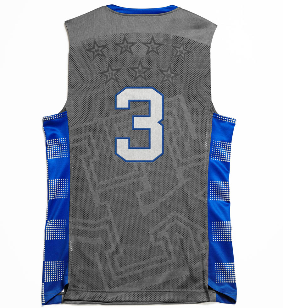 buy popular ce5c2 28e99 Nike Unveils Hyper Elite Platinum Basketball Uniforms | Sole ...