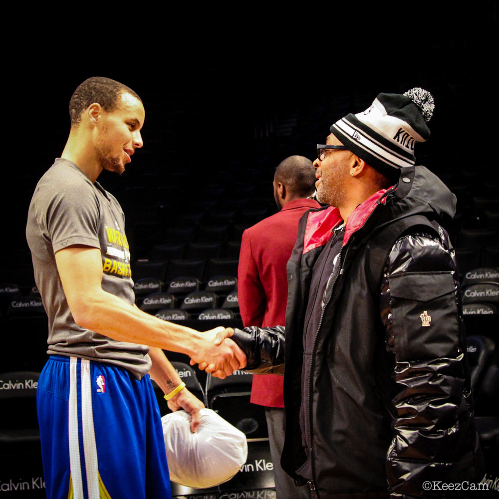 Keez On Sports // Talking Kicks with Spike Lee (3)