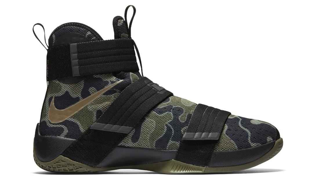 Nike Zoom LeBron Soldier 10 SFG