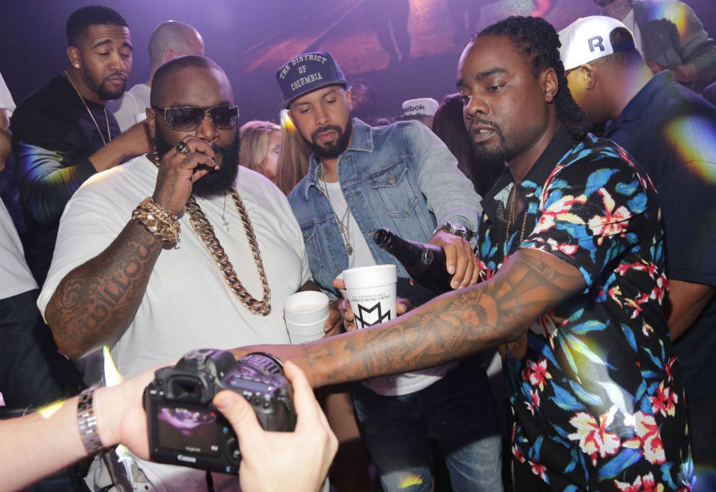 Rick Ross x Reebok Classics White Party (6)