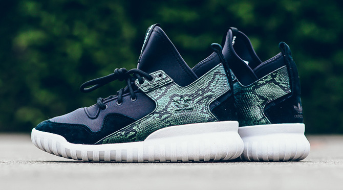 Exotic Accents for the Adidas Tubular X  bf9e8c31b122