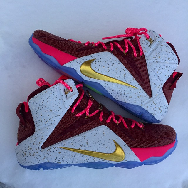 9f2b5cc3101 ... coupon for nikeid lebron xii 12 by r.t.dmd 3625b b4f3d