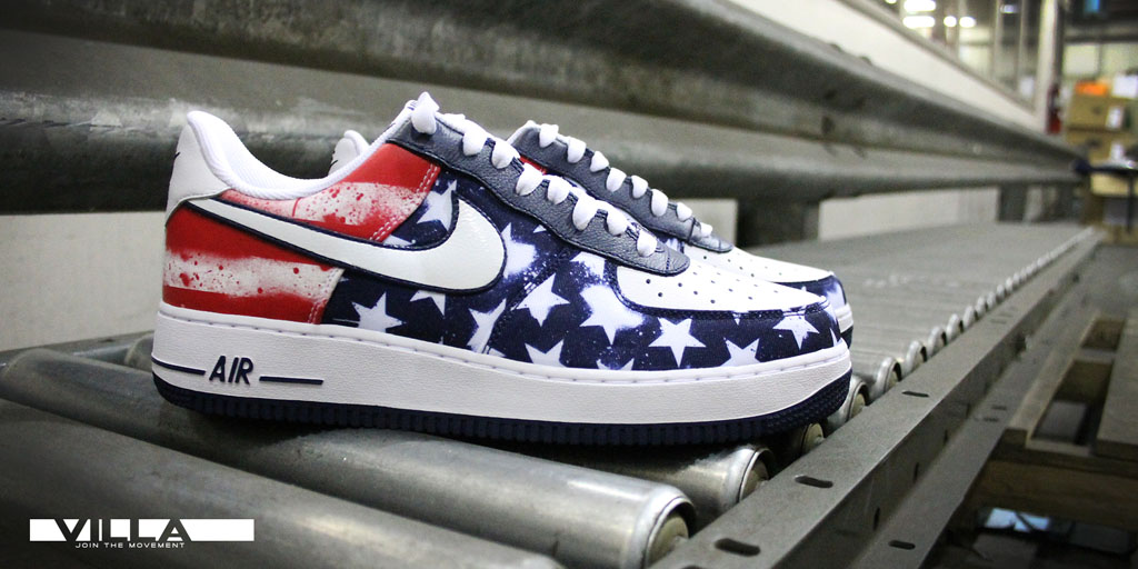 Nike Air Force 1 Independence Day (1)