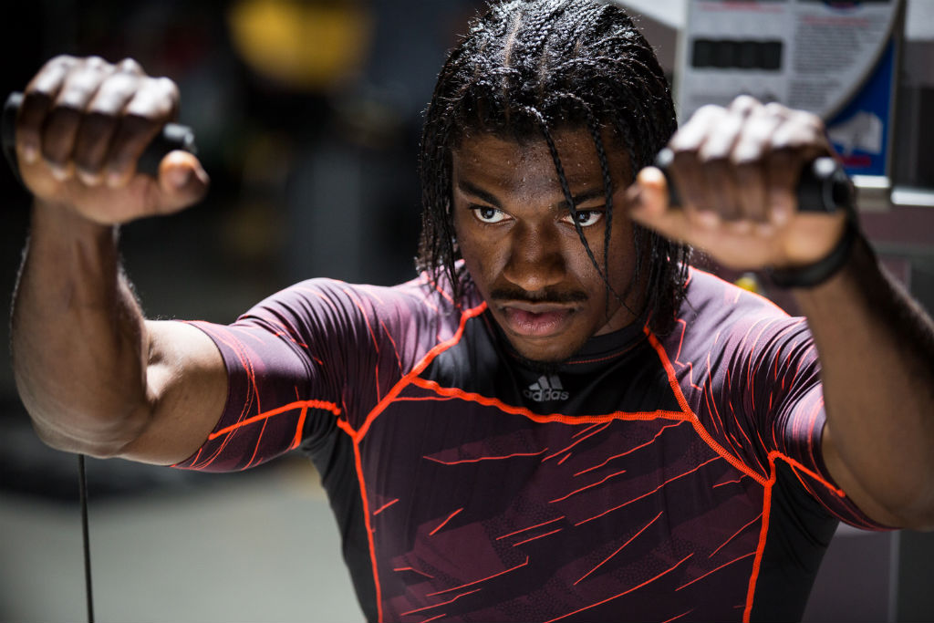 adidas Training & Robert Griffin III Blow Up (10)