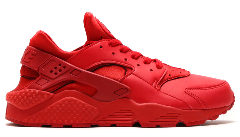 Nike's All-Red Air Huarache Is Coming Soon | Sole Collector