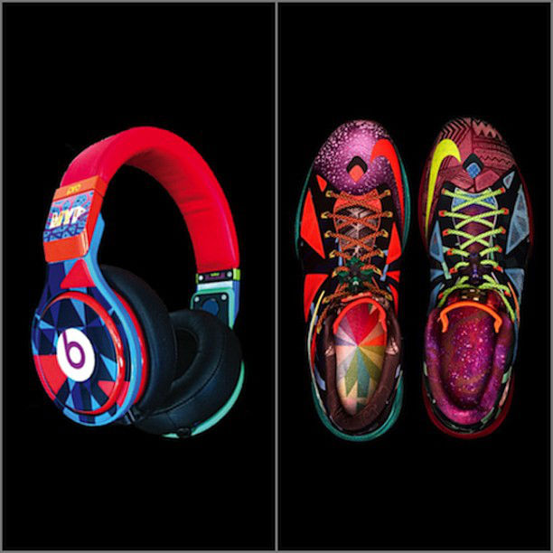 Beats by Dre for LeBron James - What the MVP (2)