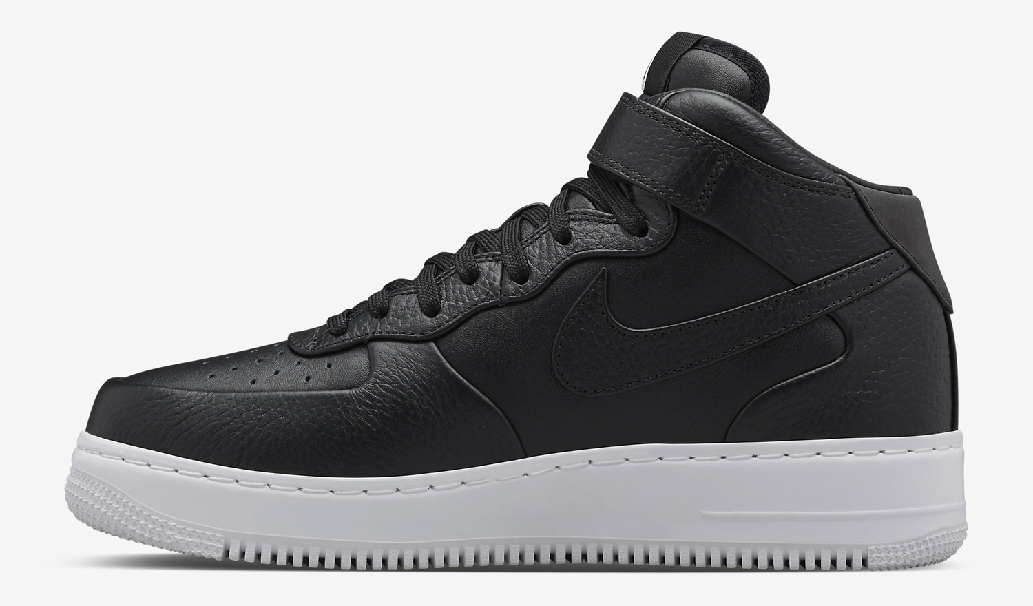 super popular f1184 e3848 NikeLab s Air Force 1 Mid Pack Releases on Saturday   Sole Collector