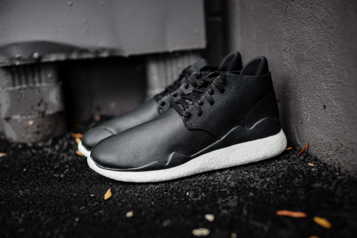 d3681f5092cc Yohji Yamamoto Releases One of the Most Expensive adidas Boost Sneakers Yet
