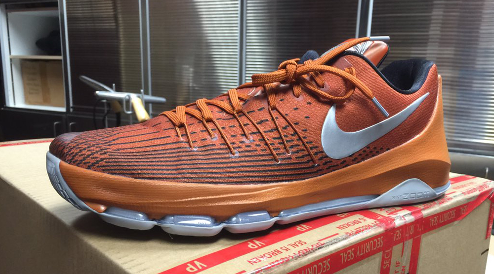 KD 8 Texas Longhorns