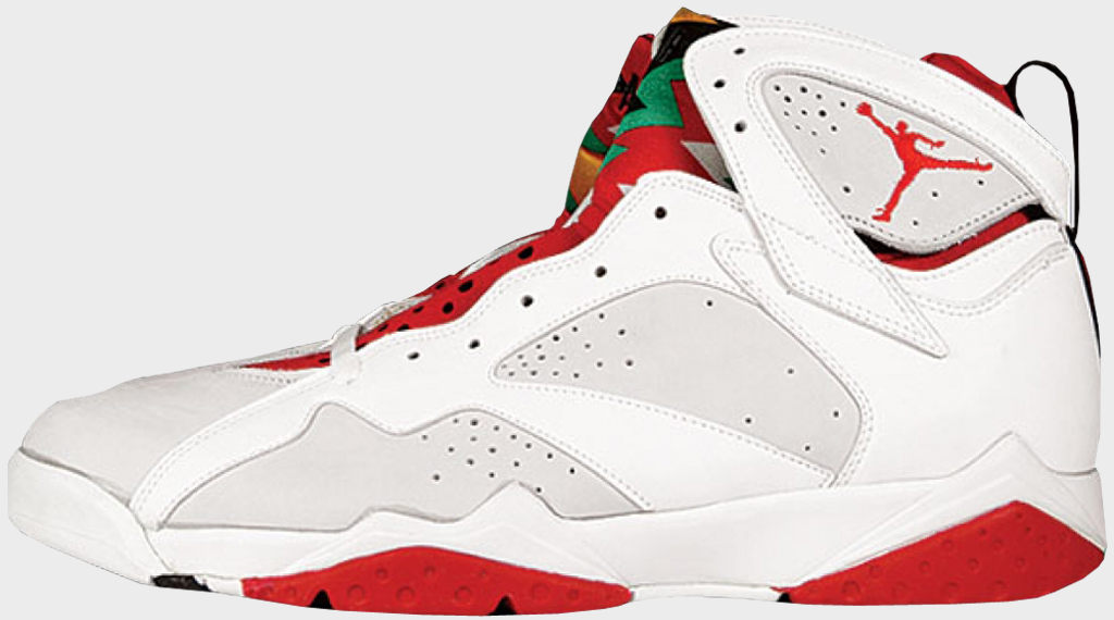 Air Jordan 7 Guide Coloris