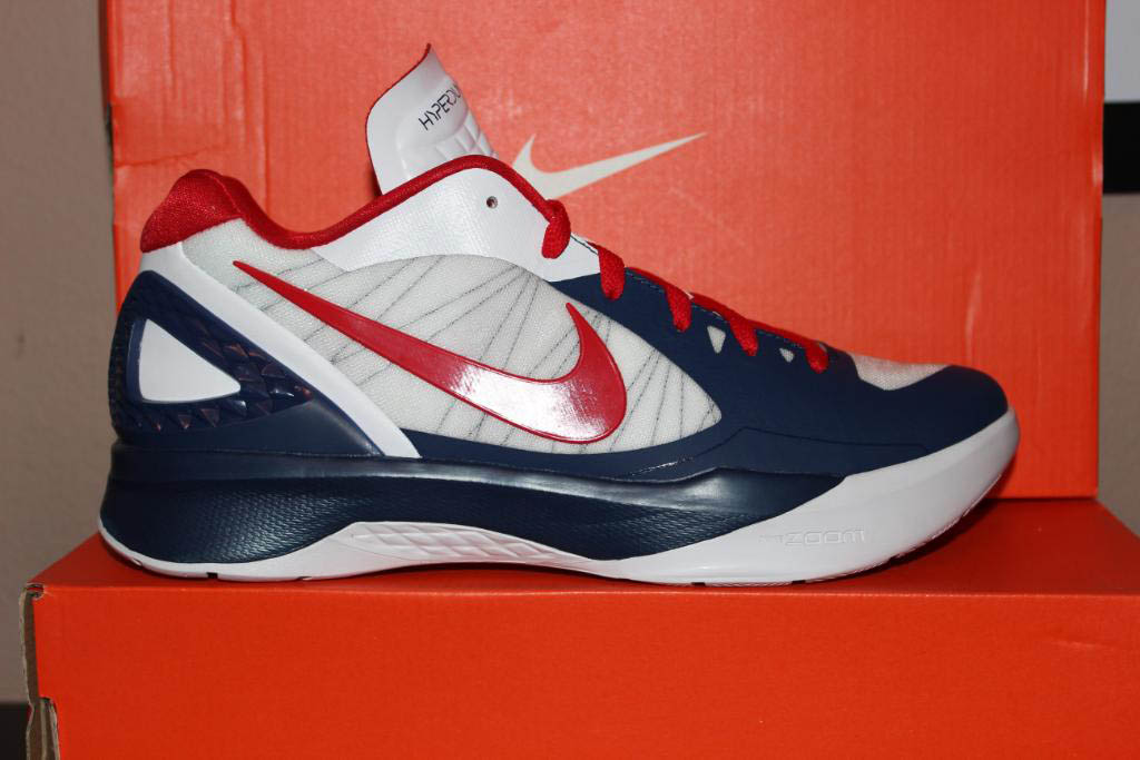 official photos 9cece a0b94 Nike Zoom Hyperdunk 2011 Low USA Sample 487638-456 (1)