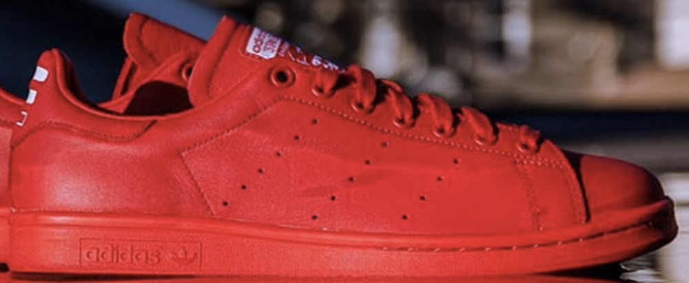 adidas Originals Stan Smith Red/Red